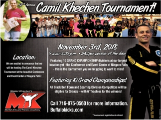 Camil Khechen Tournament