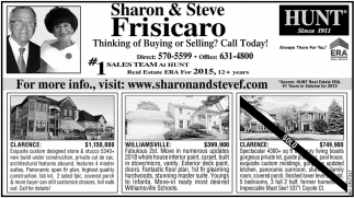 Thinking of Buying Or Selling? Call Today!