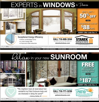 Experts In Windows & Decor