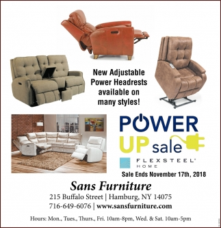 Power Up Sale