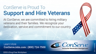 Support And Hire Veterans