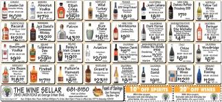 20% Off Wines