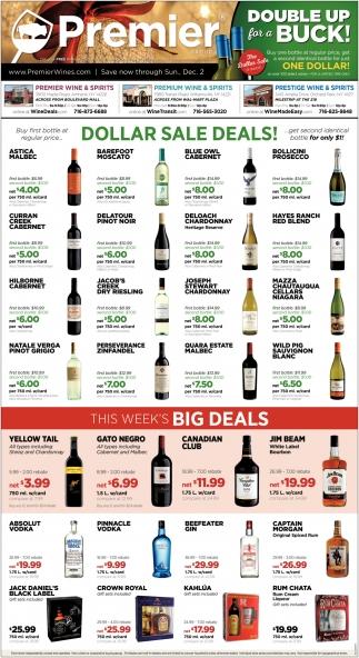 Dollar Sale Deals!