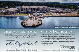 Newest Lakeside Destination