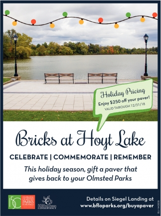 Brickes At Hoyt Lake