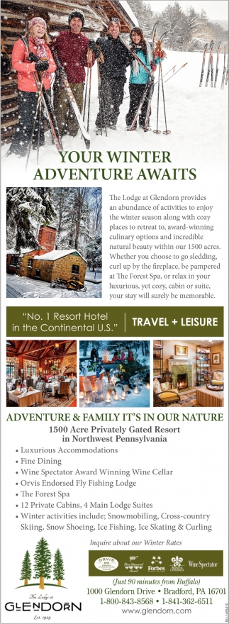 Your Winter Adventure Awaits