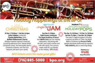 Holiday Happenings At The BPO!