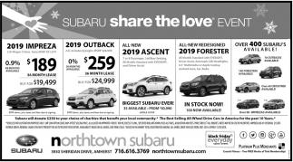 Subaru Share The Love Event Northtown Subaru