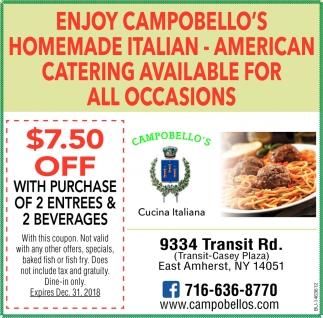 Homemade Italian