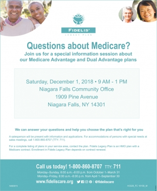Questions About Medicare?