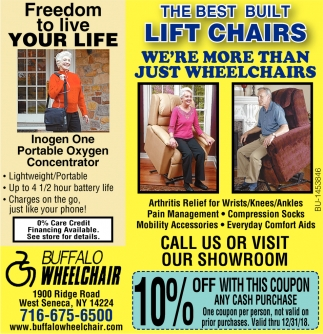 The Best Built Lift Chairs