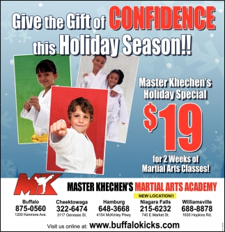 Give The Gift Of Confidence