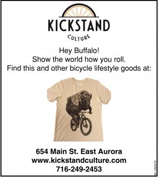 Hey Buffalo!