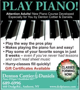 Play Piano!