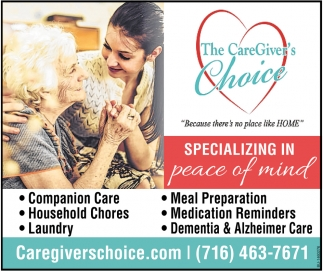 Specializing In Peace Of Mind