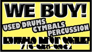 We Buy!