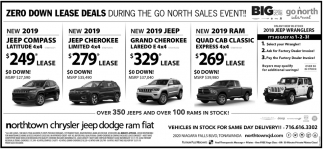 Zero Down Lease Deals