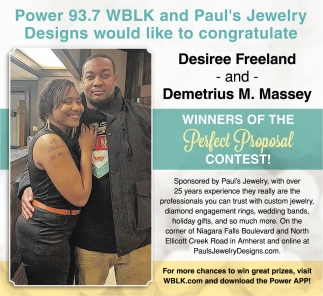 Winners Of The Perfect Proposal Contest!