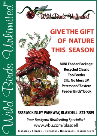 Nature Gifts For All!