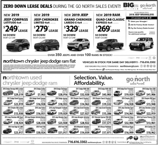 Lease A Chrysler: Jeep Lease Deals Buffalo Ny