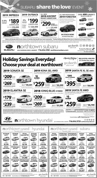 Subaru Share The Love Event Northtown Subaru Amherst Ny