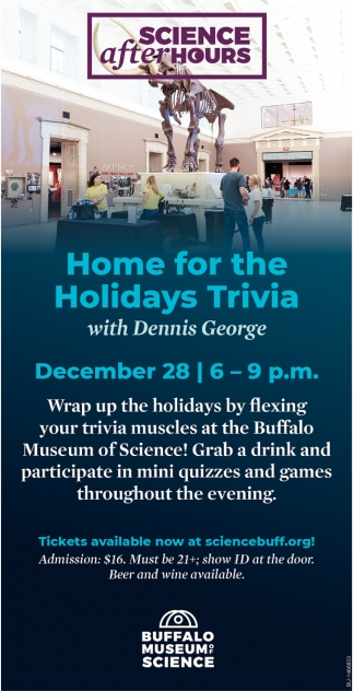 Home For The Holidays Trivia