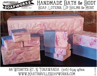 Handmade Bath & Body