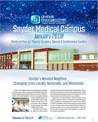 Snyder Medical Campus