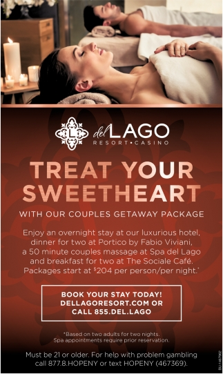 Treat Your Sweetheart