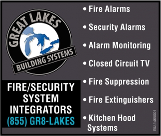 Fire/Security System Integrators