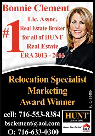 #1 Real Estate Broker