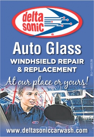 Auto Glass Windshield Repair & Replacement