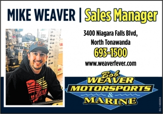 Mike Weaver Sales Manager