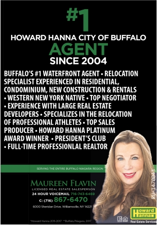 #1 Howard Hanna City Of Buffalo