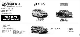 Test Drive Yours Today!