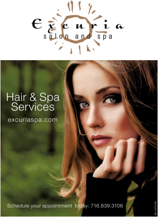 Hair & Spa Services