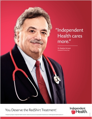 Independent Health Cares More