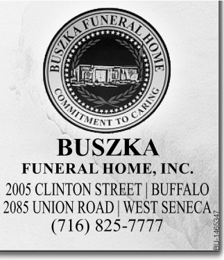 Buszka Funeral Home Inc.