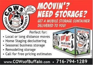 Need Storage?