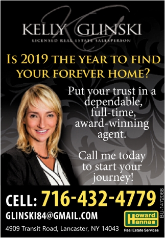 Is 2019 The Tear To Find Your Forever Home?
