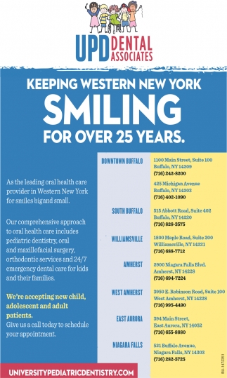 Keeping Western New York Smiling