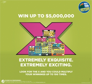 Win Up To $5,000,000