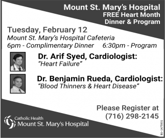 Free Heart Month
