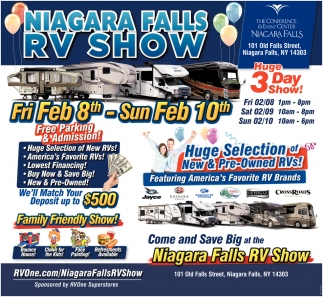 Niagara Falls RV Show