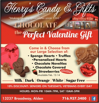 Chocolate The Perfect Valentines Gift