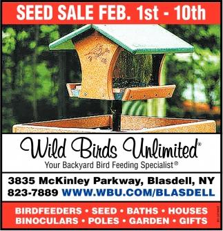 Seed Sale Feb