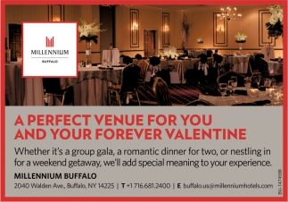 A Perfect Venue For You And Your Forever Valentine