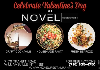 Celebrate Valentine's Day At