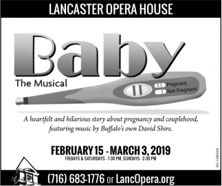 Baby The Musical