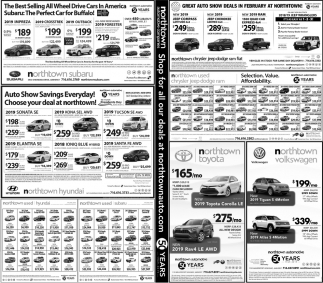 Toyota Superstore Hartford Ct: Shop For Our Deals , Northtown Toyota, Amherst, NY